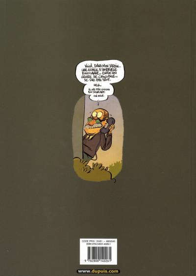 Dos jacques, le petit lézard géant tome 1