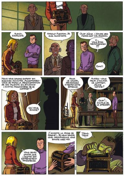 Page 1 les démons d'alexia tome 5 - le sang de l'ange