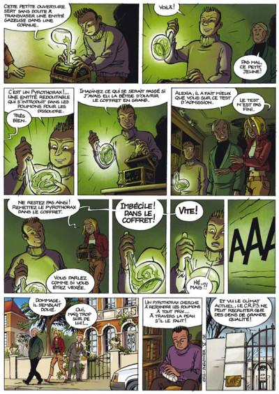 Page 2 les démons d'alexia tome 5 - le sang de l'ange