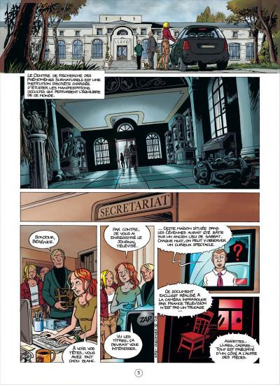 Page 5 les démons d'alexia tome 5 - le sang de l'ange