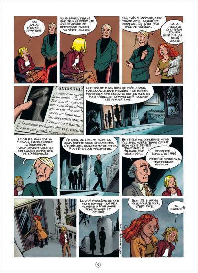 Page 6 les démons d'alexia tome 5 - le sang de l'ange
