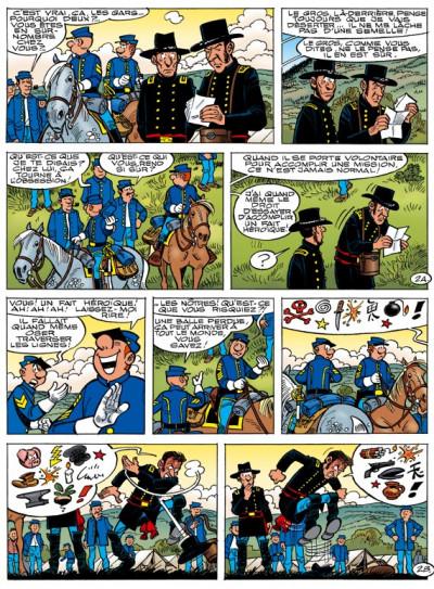 Page 2 les tuniques bleues tome 52 - des bleus dans le brouillard