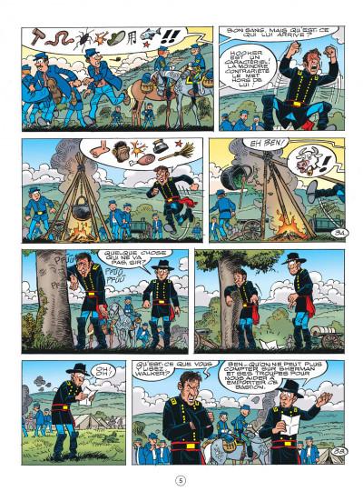 Page 5 les tuniques bleues tome 52 - des bleus dans le brouillard