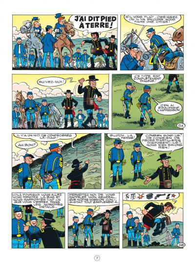 Page 7 les tuniques bleues tome 52 - des bleus dans le brouillard