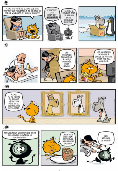 Page 1 nelson tome 7 - tête à claques