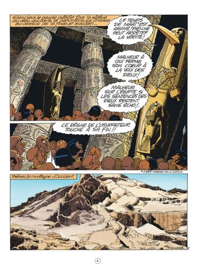 Page 4 papyrus tome 30 - l'oracle de thot
