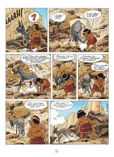Page 6 papyrus tome 30 - l'oracle de thot