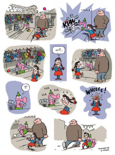 Page 1 plunk tome 2 - 100% pure plunk !