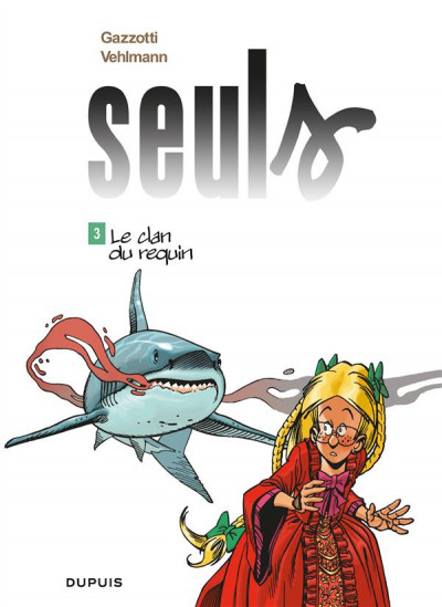 Couverture Seuls tome 3