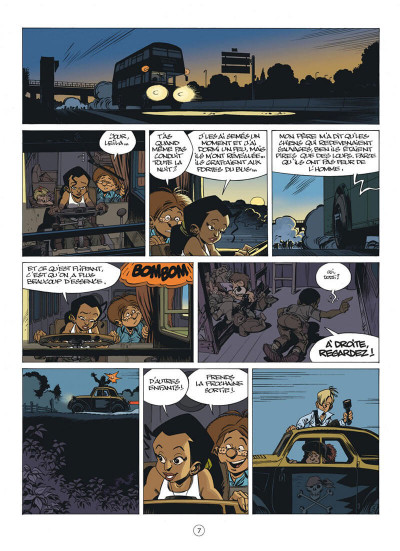 Page 7 Seuls tome 3