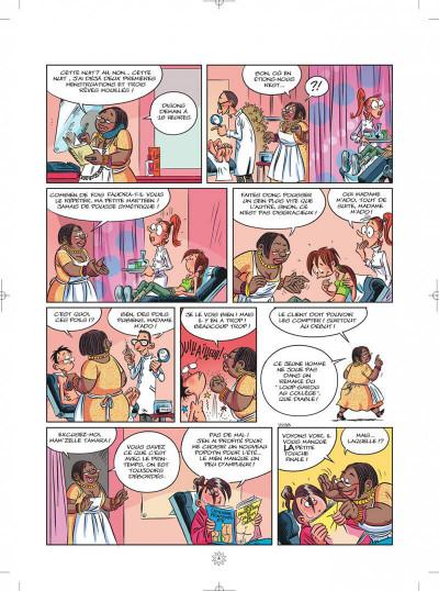 Page 4 tamara tome 6 - tu dépasses !