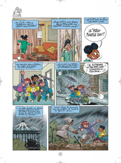 Page 8 tamara tome 6 - tu dépasses !