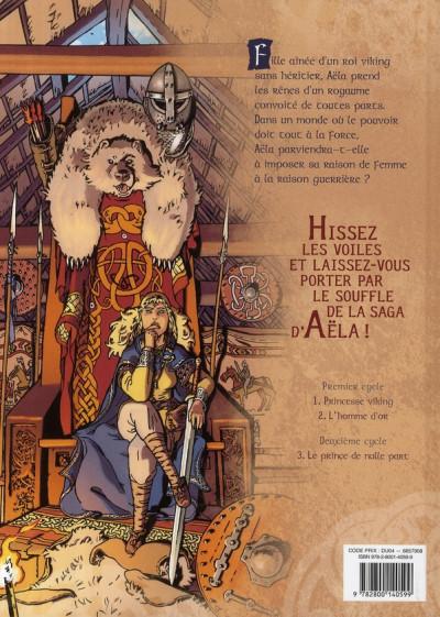 Dos aëla tome 3 - le prince de nulle part