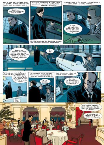 Page 2 damoclès tome 1 - protection rapprochée