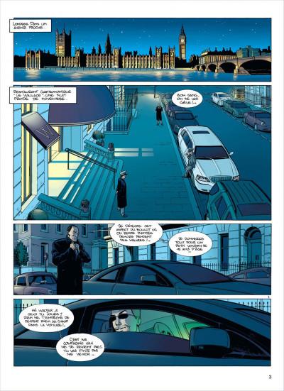 Page 3 damoclès tome 1 - protection rapprochée