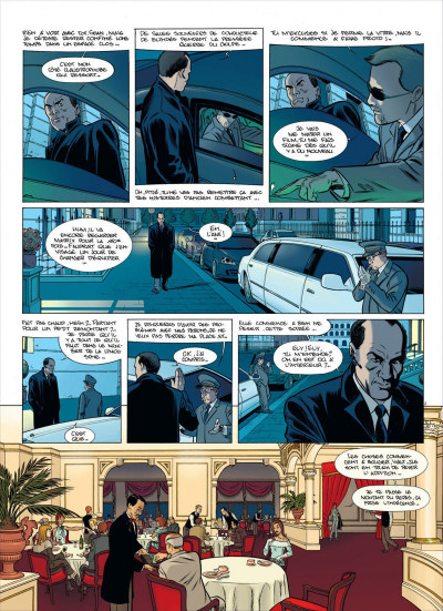 Page 4 damoclès tome 1 - protection rapprochée