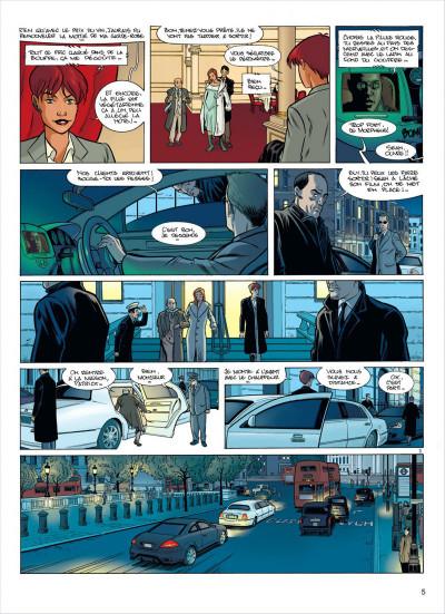 Page 5 damoclès tome 1 - protection rapprochée