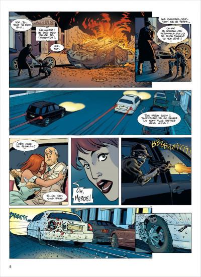 Page 8 damoclès tome 1 - protection rapprochée