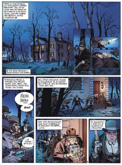 Page 1 ethan ringler, agent fédéral tome 4 - l'homme qui est mort deux fois