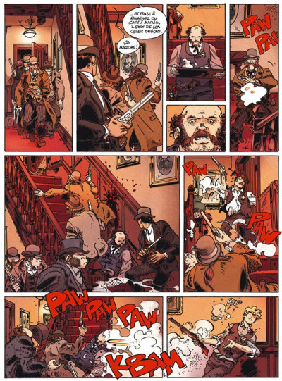 Page 2 ethan ringler, agent fédéral tome 4 - l'homme qui est mort deux fois