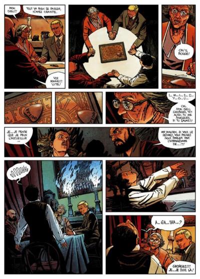 Page 2 Jason Brice tome 1 - ce qui est écrit