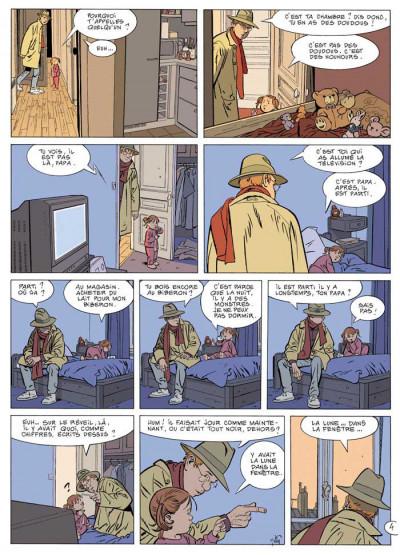Page 4 jérôme k. jérôme bloche tome 21 - déni de fuite