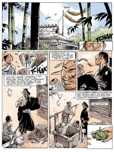 Page 1 kogaratsu tome 11 - fournaise