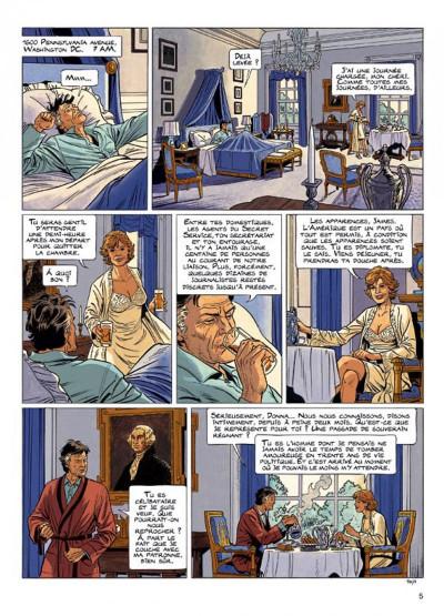 Page 1 lady s. tome 5 - une taupe à washington