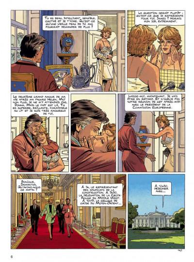 Page 2 lady s. tome 5 - une taupe à washington