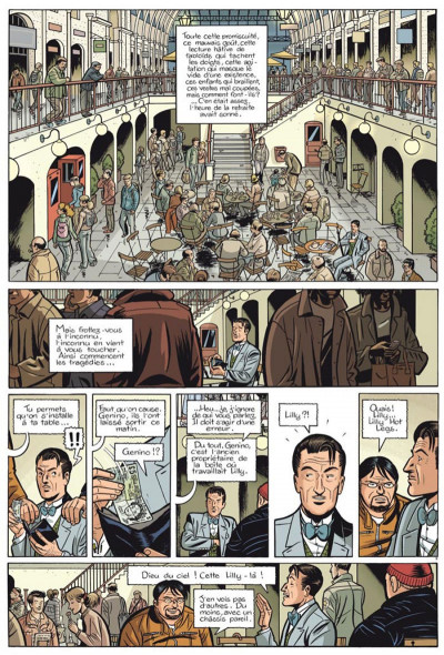 Page 2 les rochester tome 6 - lilly et le lord