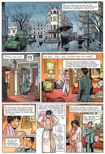 Page 4 les rochester tome 6 - lilly et le lord