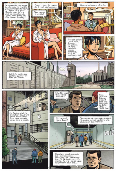 Page 5 les rochester tome 6 - lilly et le lord