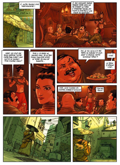 Page 2 hostile tome 1 - impact