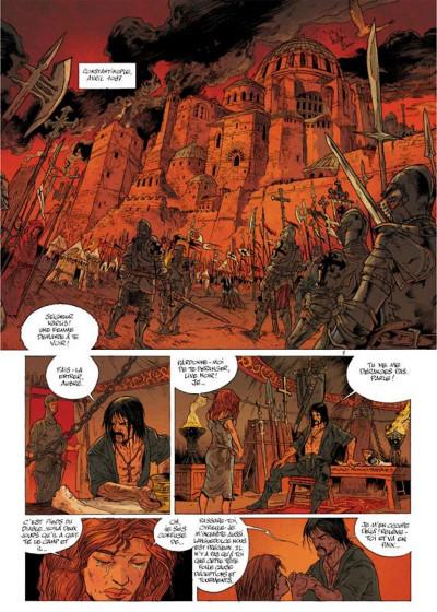 Page 1 le rêve de jérusalem tome 2 - l'épreuve divine