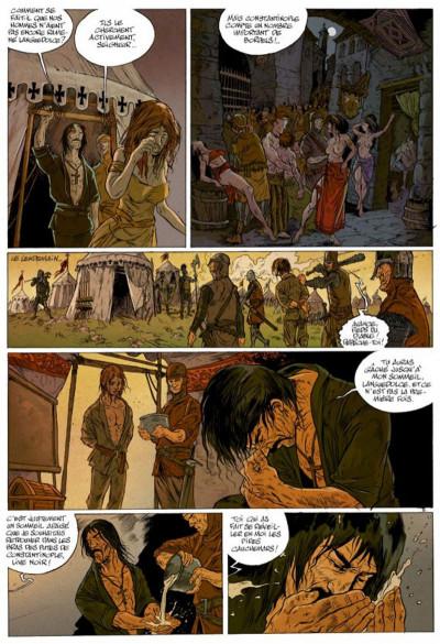 Page 2 le rêve de jérusalem tome 2 - l'épreuve divine