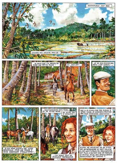 Page 1 secrets, samsara tome 2