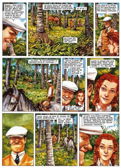 Page 2 secrets, samsara tome 2