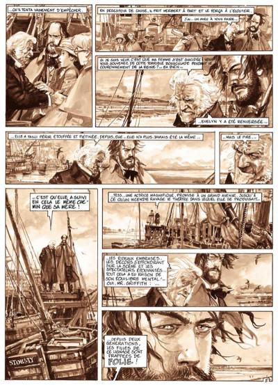 Page 5 secrets, samsara tome 2