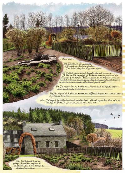 Page 2 le jardin des glaces