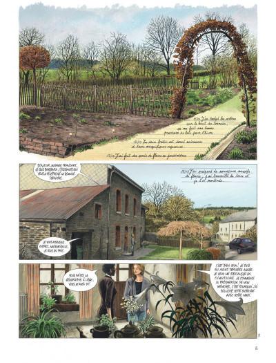 Page 5 le jardin des glaces