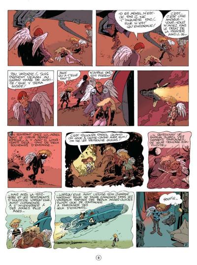 Page 2 ange et diablesses tome 1 - au plus haut des cieux