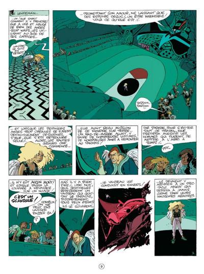 Page 3 ange et diablesses tome 1 - au plus haut des cieux