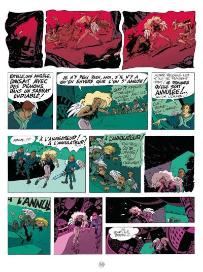 Page 4 ange et diablesses tome 1 - au plus haut des cieux