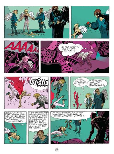 Page 5 ange et diablesses tome 1 - au plus haut des cieux