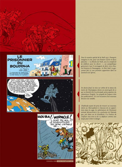 Page 1 spirou et fantasio - intégrale tome 6 - inventions maléfiques