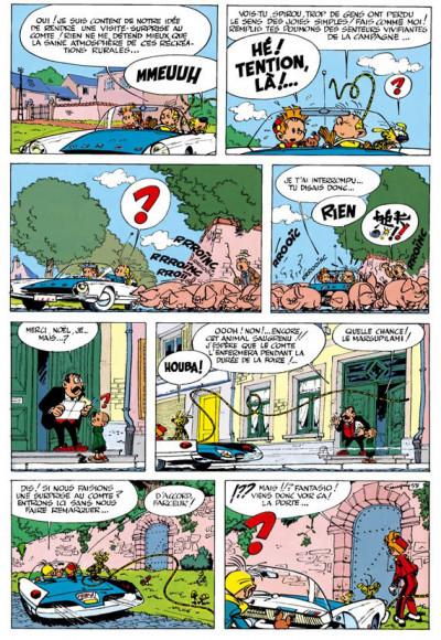 Page 2 spirou et fantasio - intégrale tome 6 - inventions maléfiques