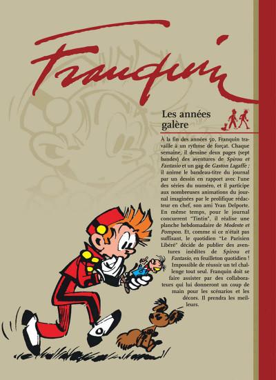 Page 3 spirou et fantasio - intégrale tome 6 - inventions maléfiques