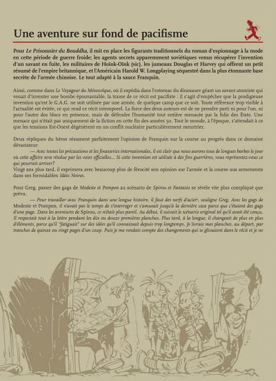 Page 6 spirou et fantasio - intégrale tome 6 - inventions maléfiques