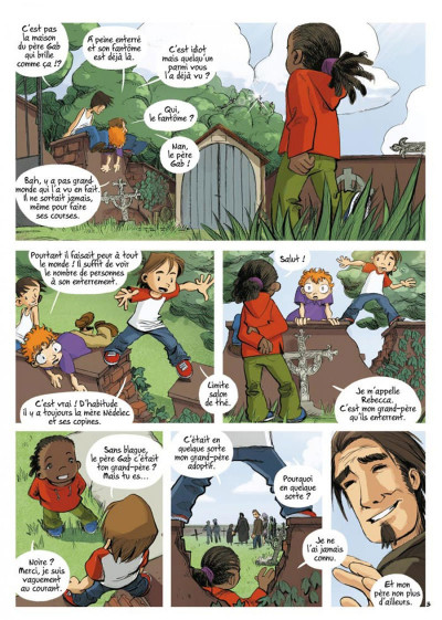 Page 3 Les enfants d'ailleurs - intégrale tome 1