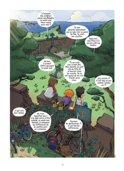 Page 5 Les enfants d'ailleurs - intégrale tome 1